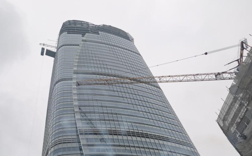 高层建筑吊装设备